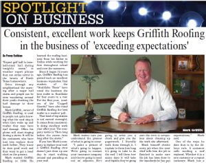 About Us Southlake Texas Best Roofer Griffith Roofing